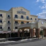 EVANGELINE DOWNS HOTEL