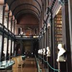 Bilde fra Trinity College