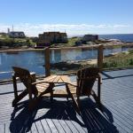 Balcony - Peggy's Cove Bed & Breakfast Photo