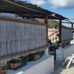 il terrazzo dell'attico