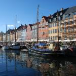 Sunny day at Nyhavn
