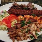 Aya Mixed Grill