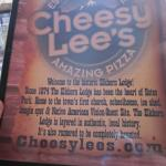 Cheesy Lees Amazing Pizza Foto