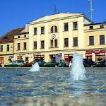 Wagrowiec Fountains
