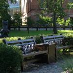 Kuldiga Town Garden & Sculpture Park