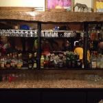 Le bar relooké