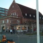 Längengrad Kiel, am Schwedenkai