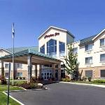 Hampton Inn Salt Lake City Central Foto