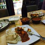 Foto van Indian Curry House Gent