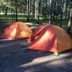 Foto de Tunnel Mountain Village 1 Campground