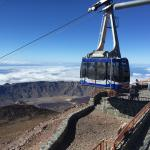 Bilde fra Volcan El Teide