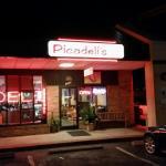 Picadeli's at night