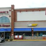 The Subway in Hank's Travel Center (Shell)