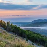 Paesaggio dal Belvedere