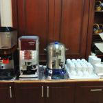 Çay and coffee station