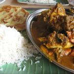 Spicy Cocunut Crab Curry