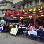 Big Scandinavia Restaurant Steak House Foto