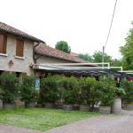 Il ristorante visto dall'esterno