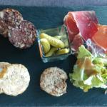 Foto de Restaurant du Llaret Hotel