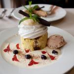 Switchback Restaurant Dessert