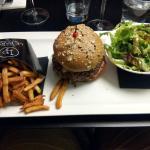 Burger Maison (16€90)