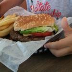 Awesone Hamburger