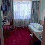 Standard Einzelzimmer Strassenseite