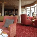 Lovely place to relax with an afternoon tea