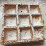 Eaffles with sucre - 4 euros