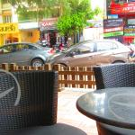 ccd outdoor seating view