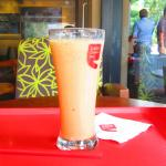 cold sparkle in ccd , rs puram, coimbatore