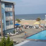 Flagship Hotel Oceanfront Foto