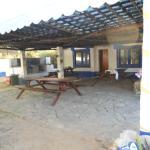 Communal kitchen/BBQ area