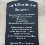 Les Delices du Roy Foto