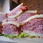 Lean, Delicious, Corned Beef on Rye