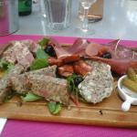assiette provencale