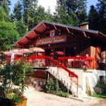 Chalet Restaurant du Lac des Corbeaux