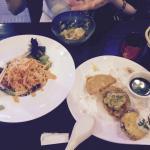 Wasabi - Kani Salad and Shrimp Tempura