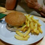 Aran burger, las mejores amburguesas que me he comido jamas,hay que probar