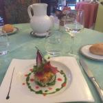 Repas de qualité et gourmand  ,un accueil irréprochable dans une ambiance convivial   je vous le