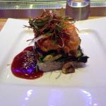 Le menu a 32$ saumon tempura encore + succulent que le 1er menu que j'avais pris ^^