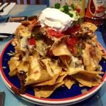 Volcano Nachos - a Kraka(toa) of a Meal