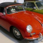 Porsche Type 356A Cabriolet (1958)