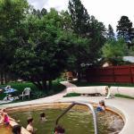 Trimble Hot Springs Foto