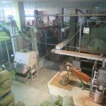 製茶工場内部