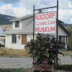 Nixdorf Classic Car Museum, Summerland, British Columbia, Canad