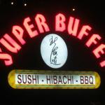 Super Buffet, Bellingham, Washington