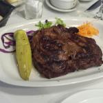 Almoço  no El Estabulo em 30 de agosto de 2015.  Pratos com ótima apresentação  e qualidade.