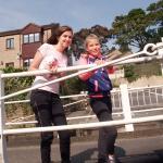 Opening swing bridges can be great fun too!