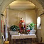 la statua di San Bovio